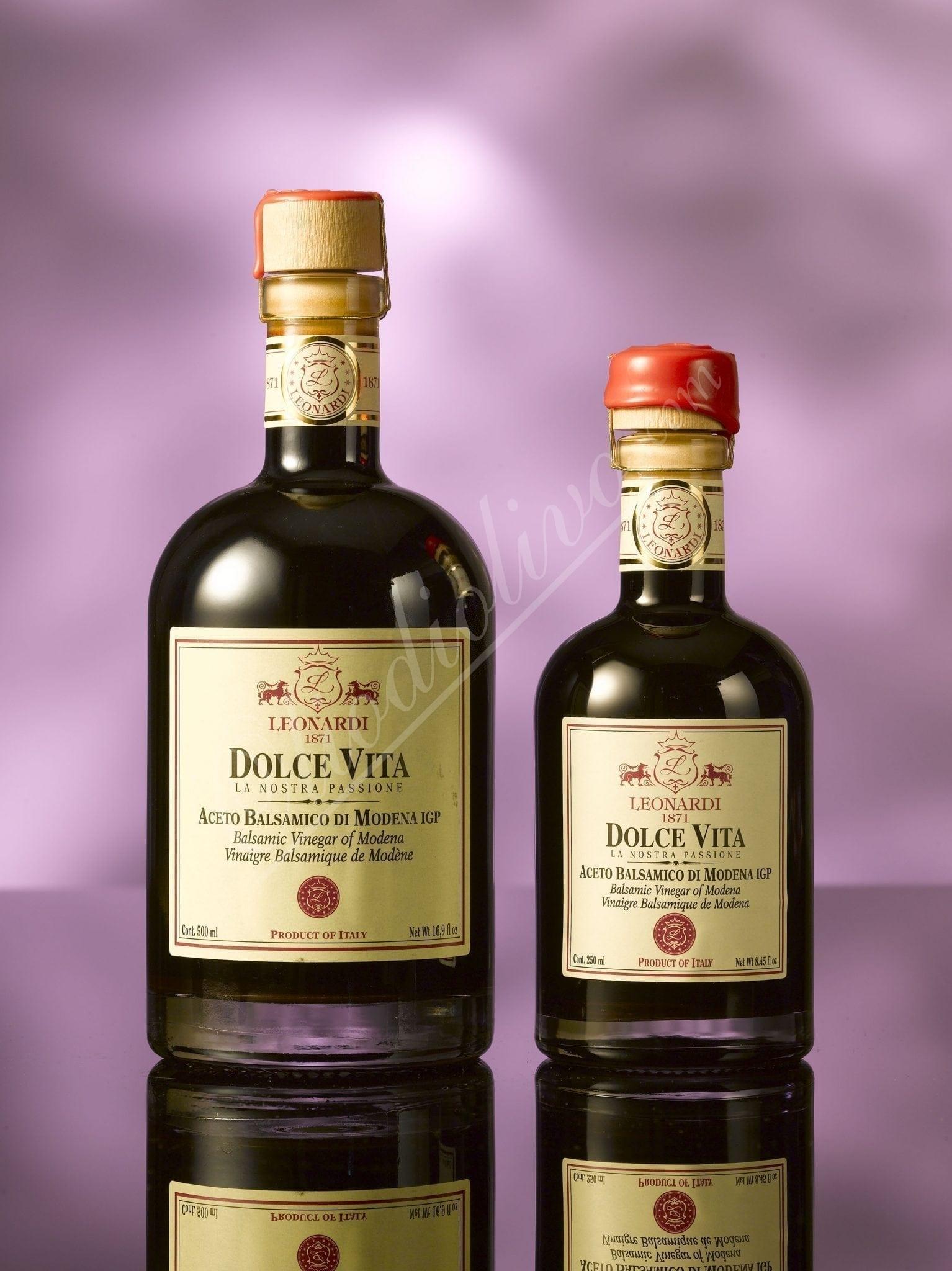 "Balsamico""Dolce vita ""classic balsamic vinegar, 250 ml"