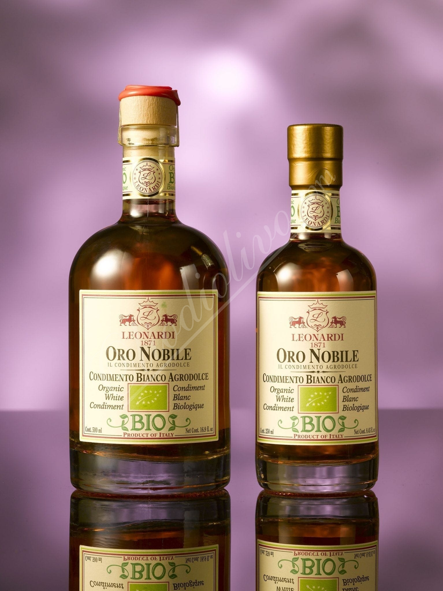 "White Balsamic""Oro Nobile"" 250 ml,"