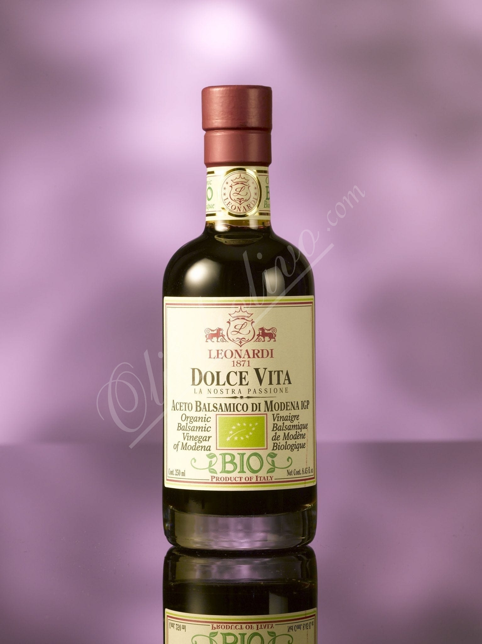 "Balsamic""Dolce vita "", balsamic with wine vinager,250 ml"