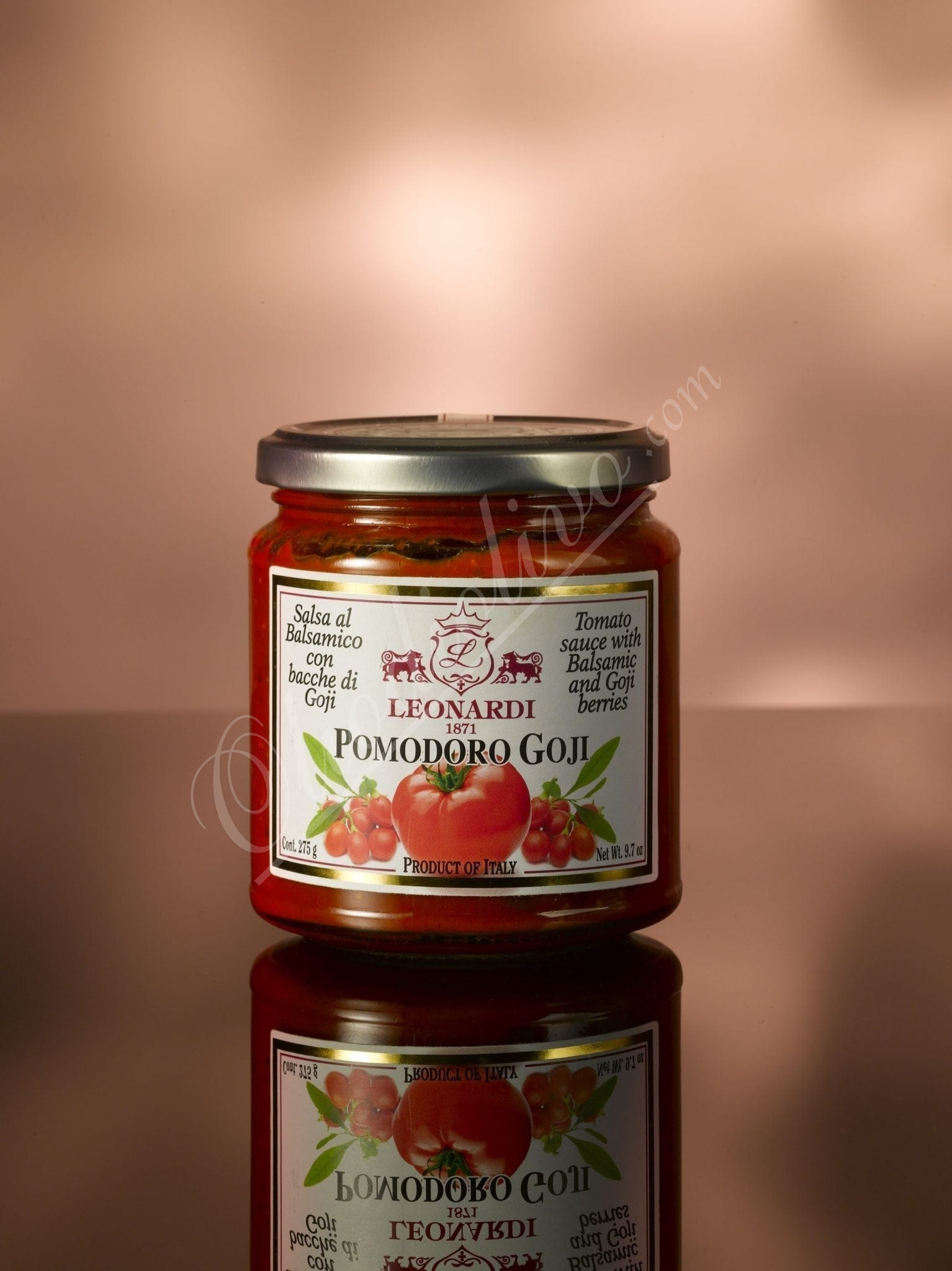 Tomato sauce with Goji berries 280 gr