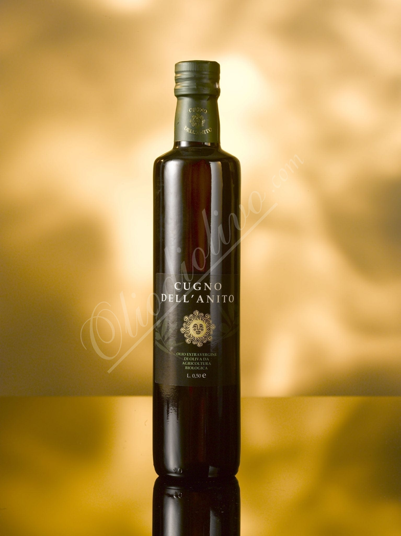 Blend, Cugno Dell'Anito, olive oil Sicily, 500ml
