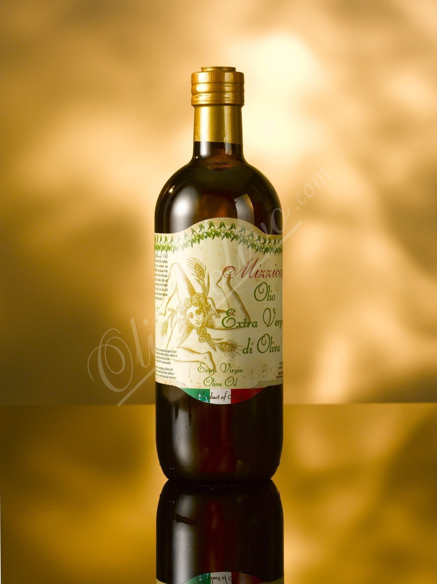Mizzicaa, Santangelo, olive oil, blend, Sicily, 1000 ml