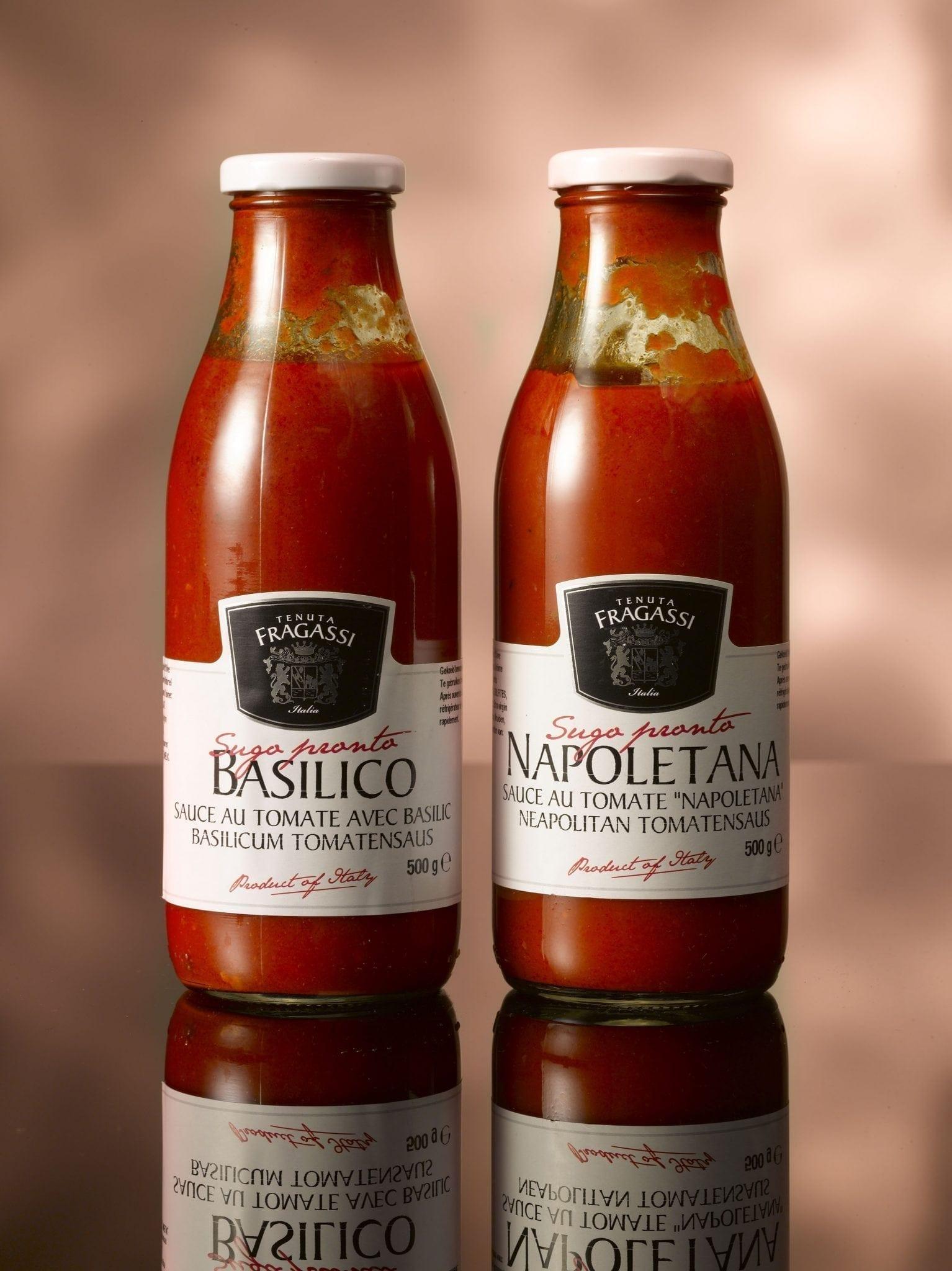 Bellomonte Abruzzo pasta sauce with Basil 500gr