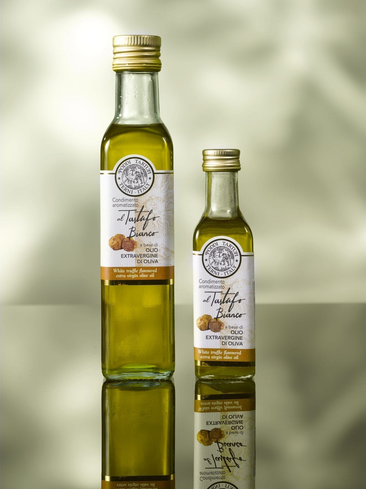 White truffle olive oil, Poddi Umbrie, 100ml