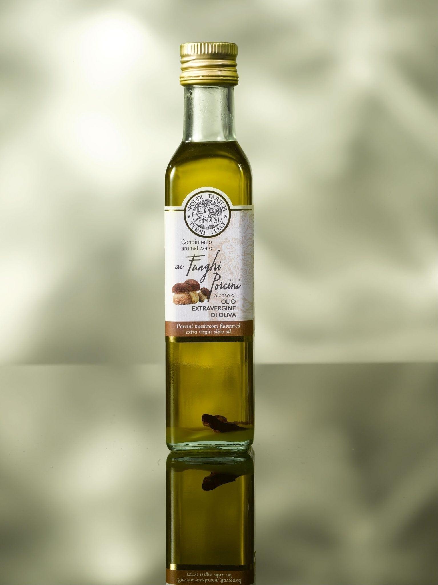 Porcini olijfolie, Poddi tartufi 250ml