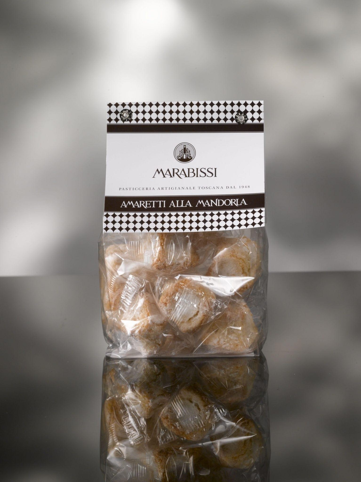 Marabissi, Amaretti  Almond  200 gr