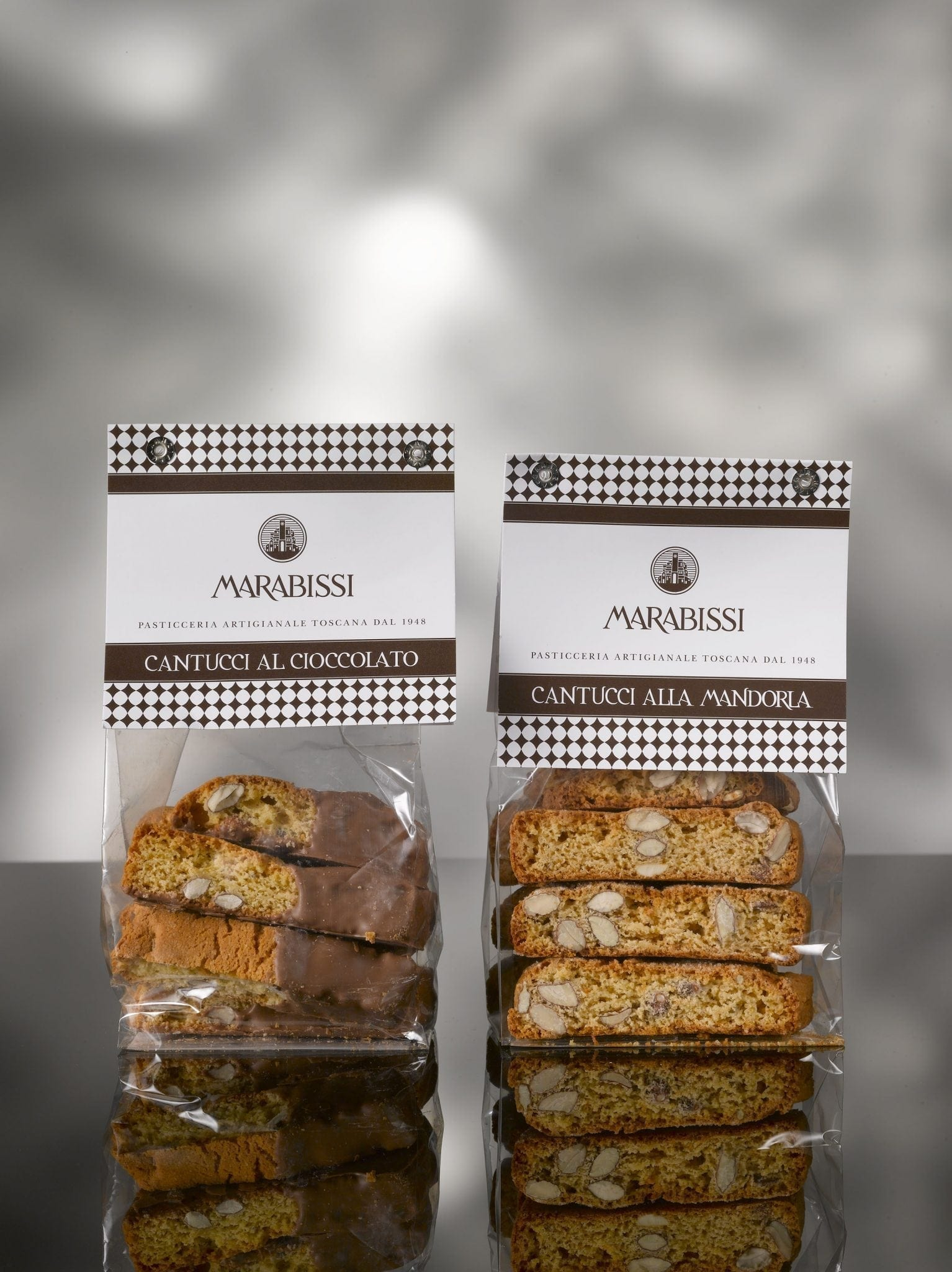 Marabissi, Cantucci almond and cholate 200 gr