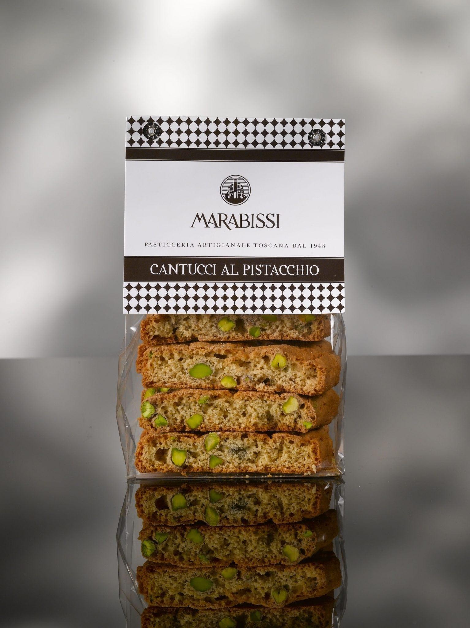 Marabissi, Cantucci pistache 200 gr