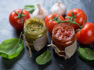 Saus/Pesto/0lijf