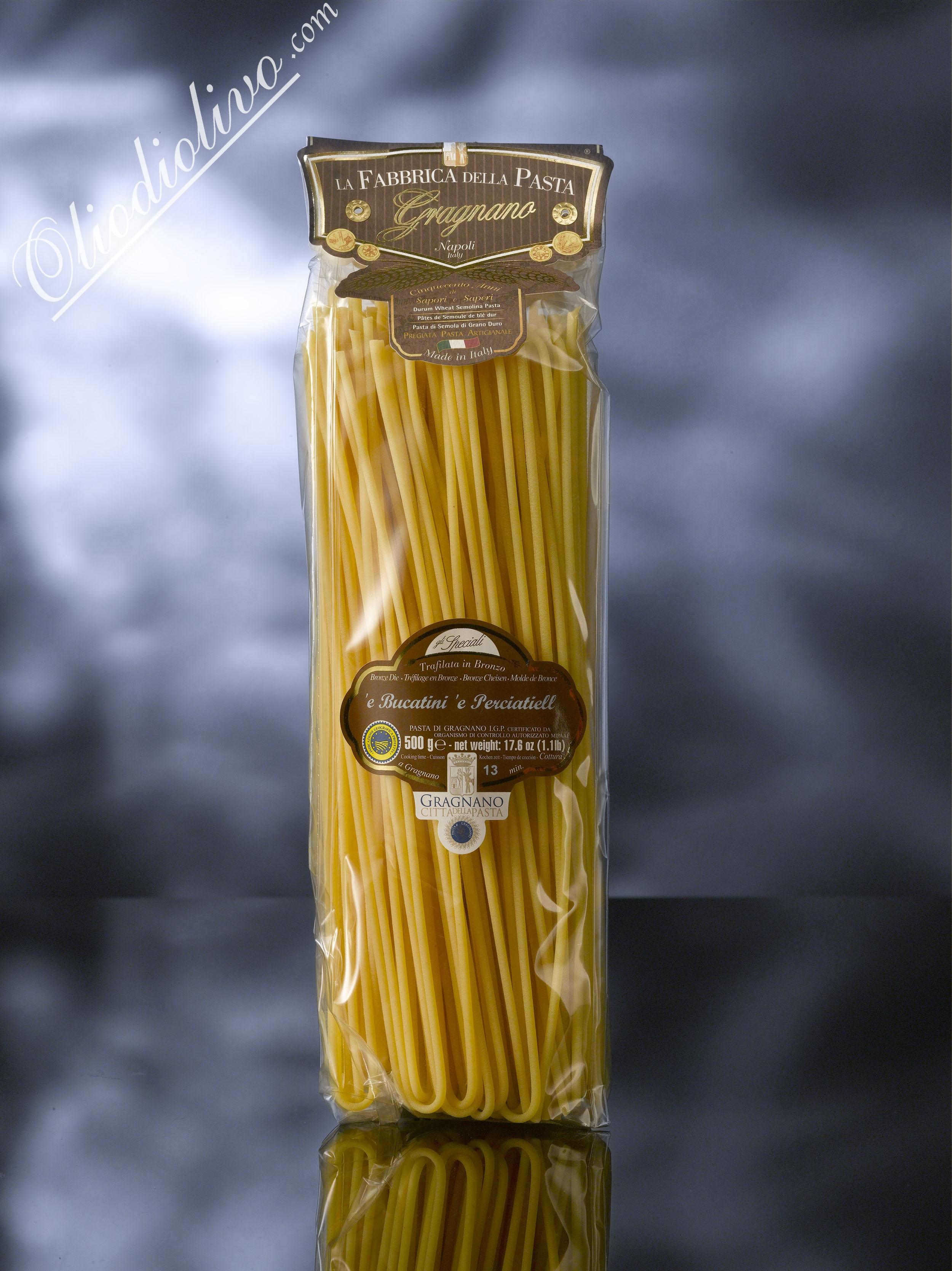 Pasta di Gragnano BUGATINI 500gr